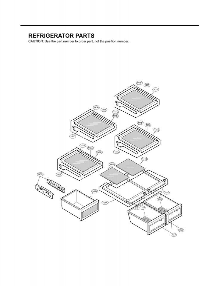 lg french door refrigerator repair manual