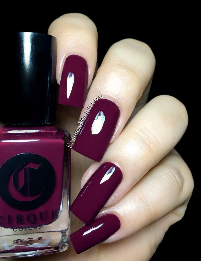 Fashion Polish: Cirque Colors The Metropolis collection October edition : Concrete Jungle & La Vie Boheme