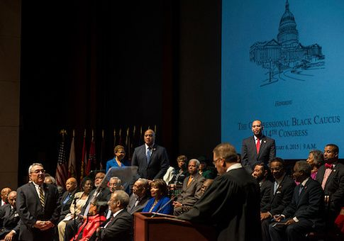 Congressional Black Caucus Foundation Received Over $500K in Taxpayer-Funded Gov't Grants ~ Seven foundation leaders paid themselves six-figure salaries