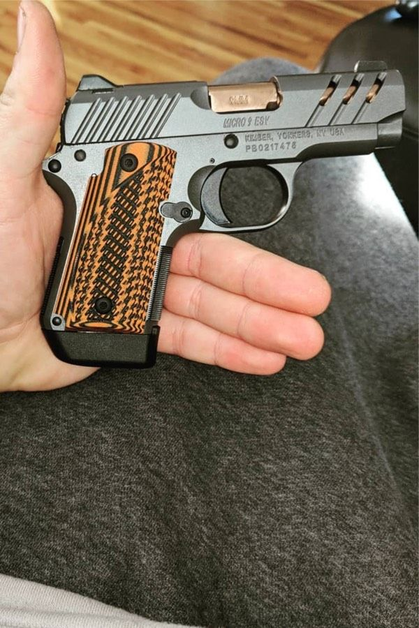 19 Kimber Micro 9s For Inspiration On Your Next CCW | Deluxe Timber