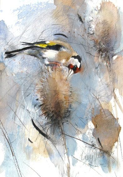 Lucy Newton WATERCOLOR