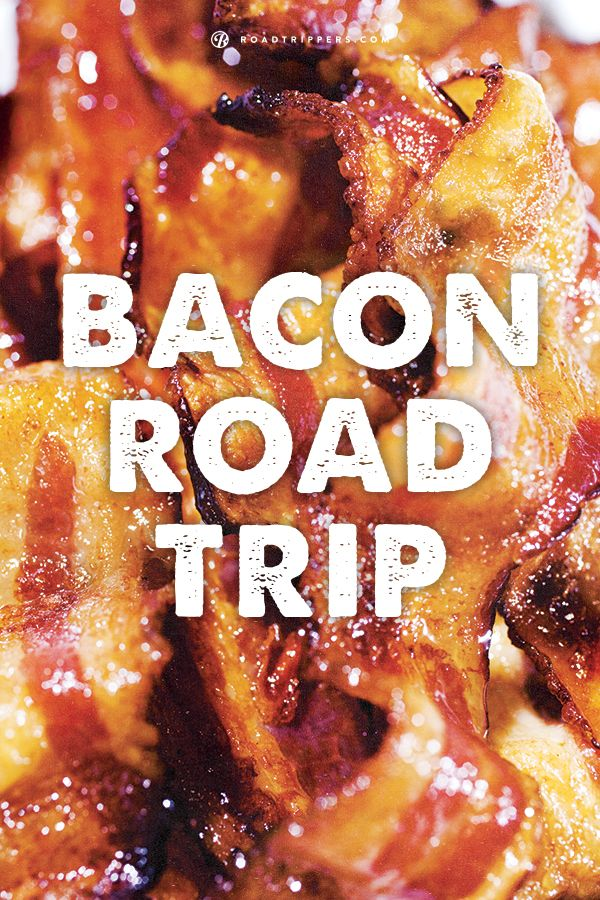 Bacon, Austin, Texas made second on the list!!  Take a road trip to see America's 5 top bacon restaurants.