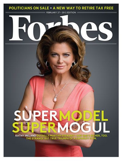 How Sports Illustrated Swimsuit Model Kathy Ireland Became a $350 Million Mogul  Great story click here: http://onforb.es/yw3skm