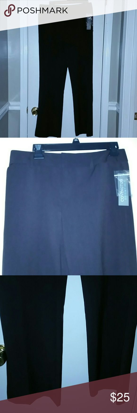 Pants Black curvy fit sits slightly below natural waist flatters curvy hips and thighs 73% polyester 23% rayon 4% spandex Pants Trousers