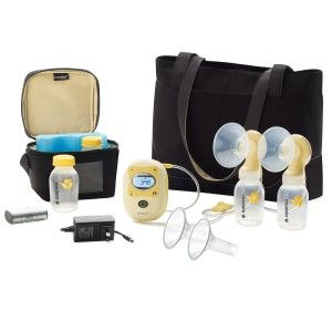 The Medela Freestyle Breast Pump - Meet, perfection. Find out why this pump is a must have!