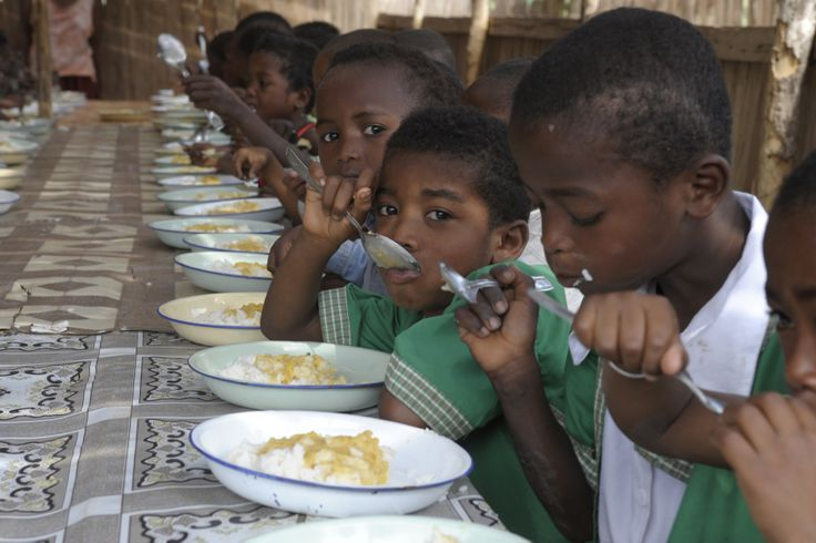 In Madagascar, some four million people – 28 percent of the rural households - suffer from lack of food access. (18 May 2015, Photo: WFP/Graeme Williams)