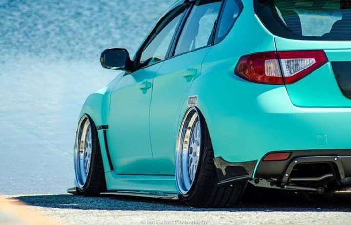Subaru great colour
