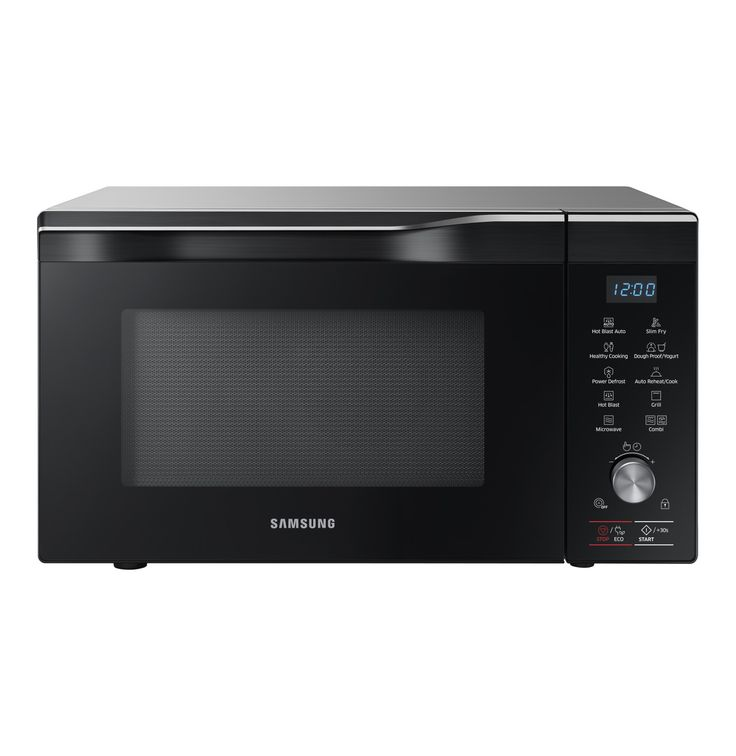 SAMSUNG 32 l HotBlast Convection Microwave Oven Black and silver - Lowest Prices & Specials Online   Makro