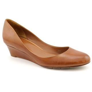 Cole Haan Women's 'Air Talia. Wedge. 40' Leather Dress Shoes (Size 6 ) | Overstock.com Shopping - Great Deals on Cole Haan Wedges