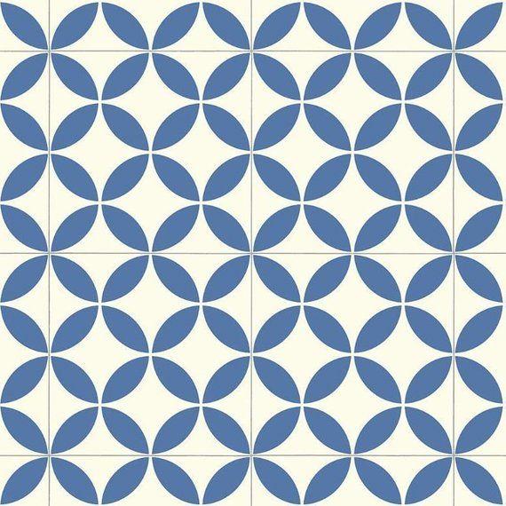 Ronda Blue Sheet Vinyl Flooring 2 Metre Wide Roll Pisos De Vinilo Suelos Decoracion Hogar