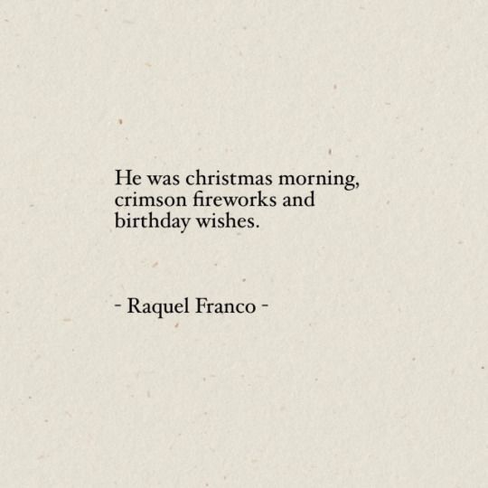 To my surprise, he remains all that and more.... *I don't do christmas. Ha.. that's why you hate me ..