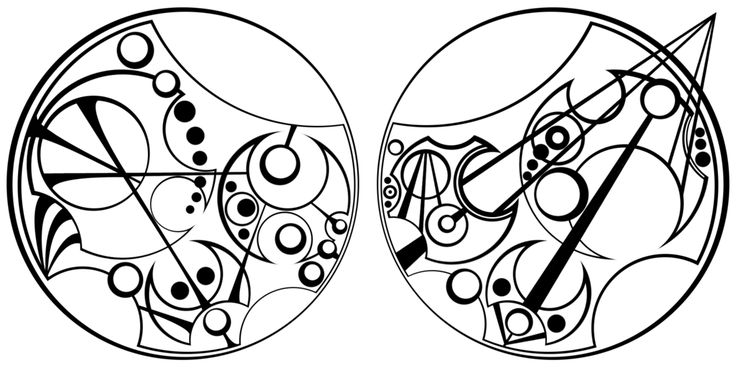 """by sirkles.deviantart.com on @deviantART  The circle on the left says """"Such beautiful dreams."""" The circle on the right says """"Such horrible nightmares."""""""