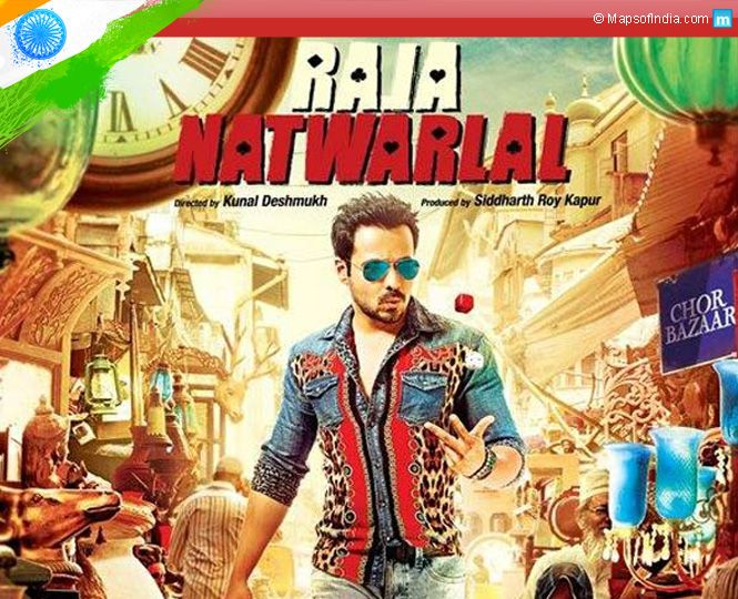 Raja Natwarlal #Movie #Review: Though the film is nothing great as a comic-con, one can at least watch it once for the sake of Emraan! The script is unbearably sluggish and the direction lacks finesse.
