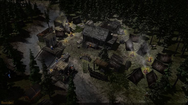 Sightseeing In Banished Land