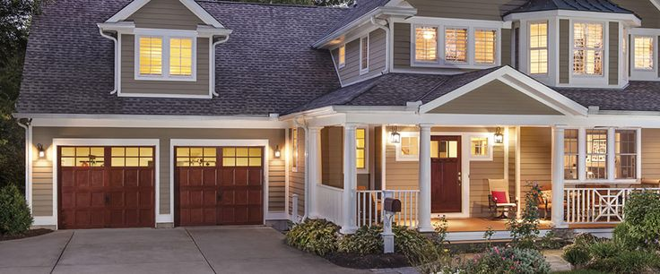 Best 25 Residential Garage Doors Ideas On Pinterest