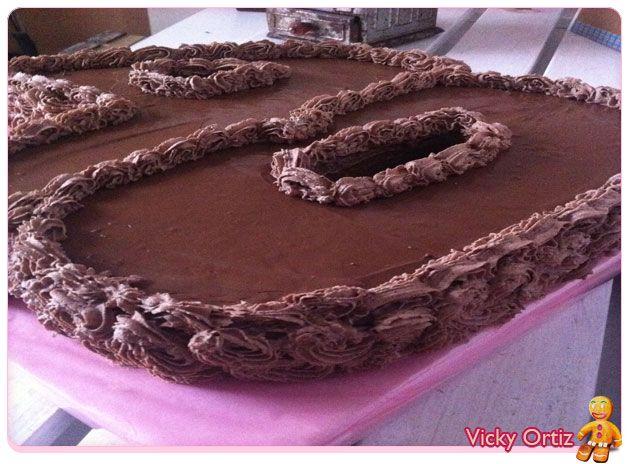 Trufa con sabor capuchino para rellenar y decorar tartas | Sucre Art