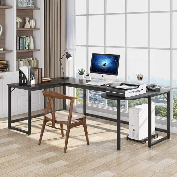 Overstock Com Online Shopping Bedding Furniture Electronics Jewelry Clothing More In 2021 Home Office Bedroom Home L Shaped Desk