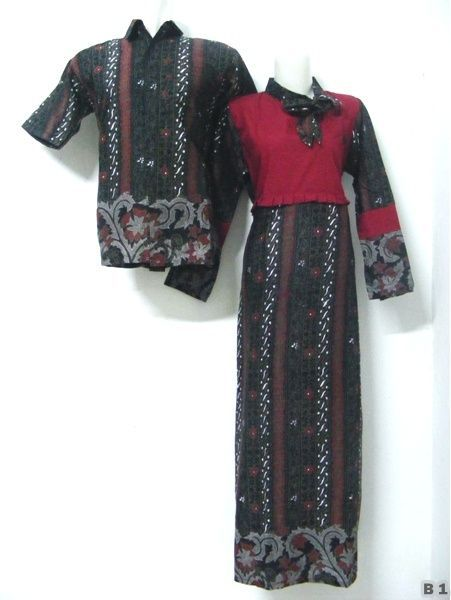 Batik Pekalongan batik is made ​​by a majority of Pekalongan community living in the northern coast of the island of Java