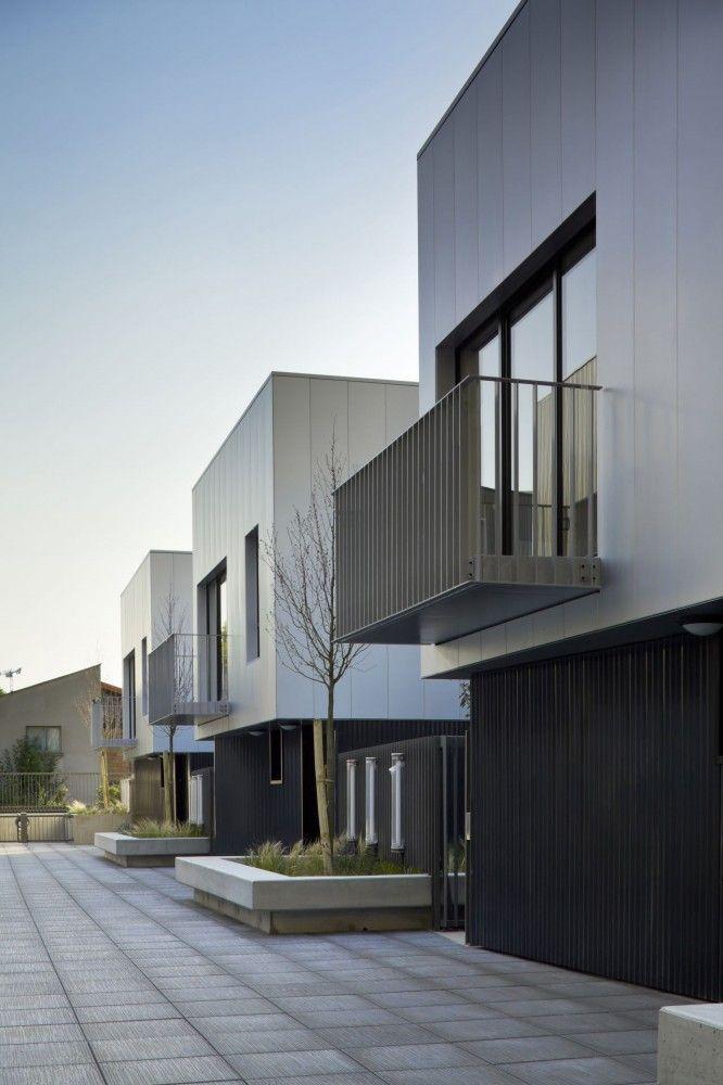48 LOGEMENTS – Vitry sur Seine / Gaëtan Le Penhuel Architecture