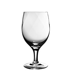 @Overstock - Château, the Kosta Boda classic noted for it's brilliant glitter. So pleasing to the eye, this goblet was Designed by Bertil Vallien. A timeless elegant collection for parties and everyday use. Now rejuvenated by the arrival of oversized glasses.http://www.overstock.com/Home-Garden/Kosta-Boda-Chateau-Elegant-Iced-Beverage-Clear-Glass-Goblet/7124205/product.html?CID=214117 $64.99
