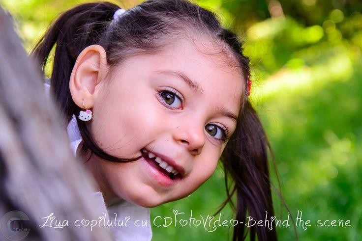 Ziua copilului cu CDFotoVideo-Behind the scene