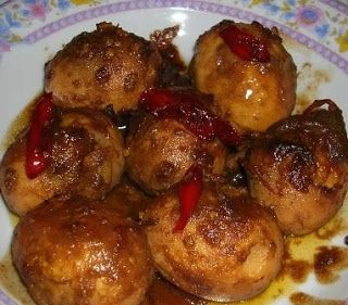 Resep Cara Membuat semur telur http://resepjuna.blogspot.com/2016/03/resep-cara-membuat-semur-telur-kecap.html masakan indonesia