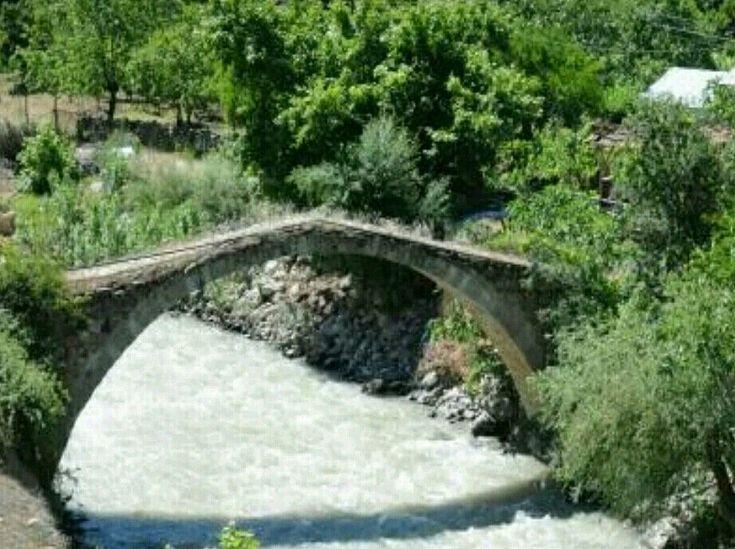 Bridge-Avcılar köyü köprüsü-Constructive: Unknown-Built year: 19th century-Avcılar village-Ardanuç-Artvin