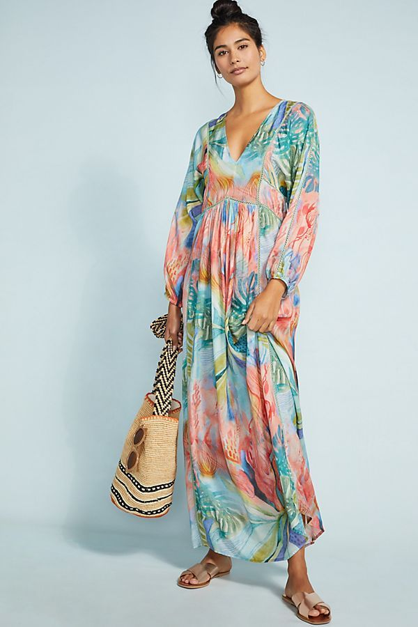 04970471ca6 Victory Cover-Up Maxi Dress in 2019
