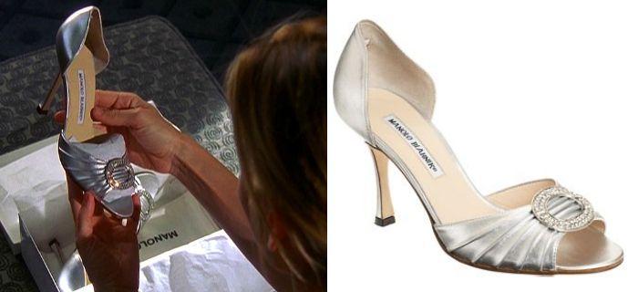 Самые известные модели туфель из сериала «Секс в большом городе»