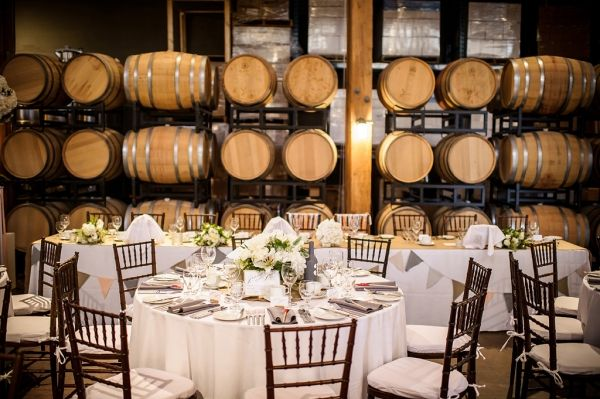 Vancouver Urban Winery Wedding