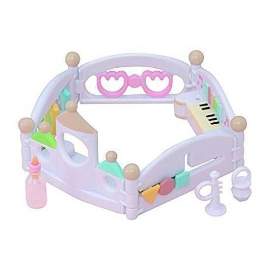 Sylvanian Families Lets Play Playpen New