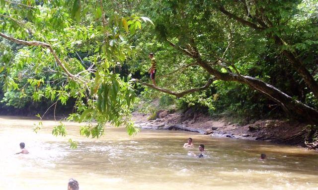 IV Campamento Ecológico Valle del Río Cimitarra. Ciénaga. Humedales. ACVC. Quebrada.