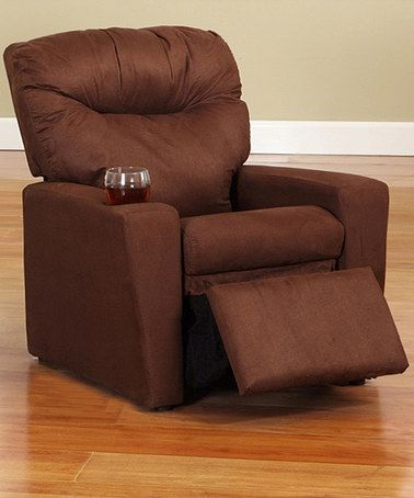 Dark Brown Microfiber Childrens Recliner Chair With Cup Holder & Best 25+ Kids recliner chair ideas on Pinterest | Ikea recliner ... islam-shia.org