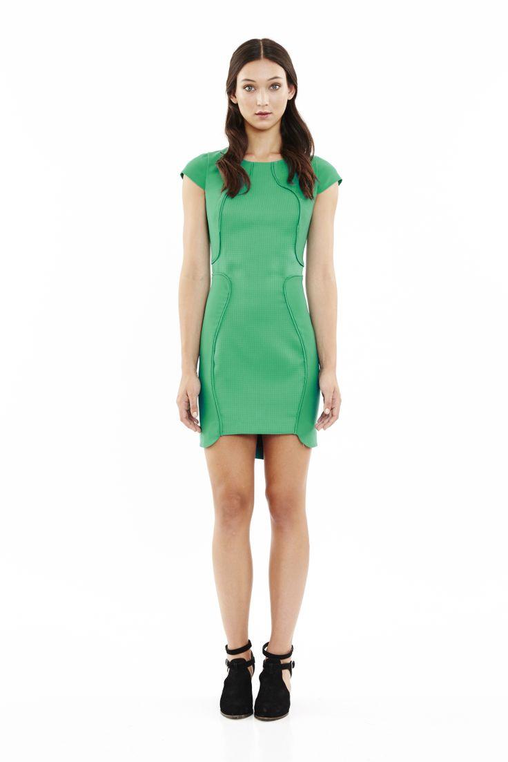 Arizona Dress in Jade