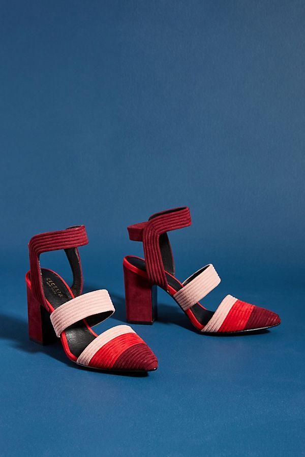 37e82ec3223 Slide View  2  Cecilia New York Roxanne Colorblocked Heels
