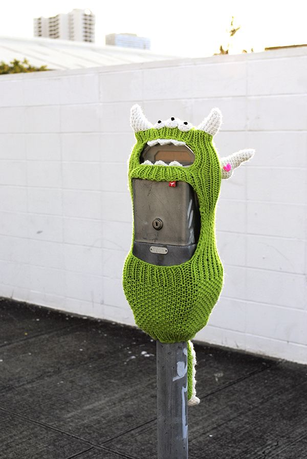 40 best images about yarn bombing on Pinterest Yarn ...