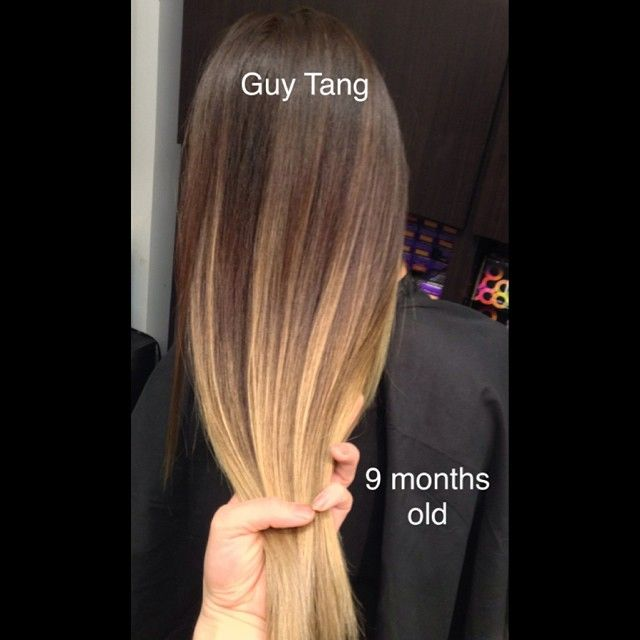 1000+ images about Balayage / Ombre Guy Tang on Pinterest