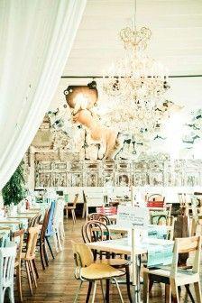 Secesyjna klatka schodowa i nowoczesne murale, krzesła z teatru i fotel z zakładu fryzjerskiego, meble retro i szklane ściany – eklektyczne wnętrza hotelu Wiesler w Grazu w Austrii rozpięte są między historią a współczesnym miejskim stylem i designem. http://sztuka-wnetrza.pl/986/artykul/eklektycznie