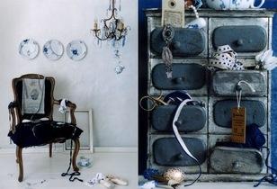 Stylist: Christine Rudolph. Amazing!!Christine Rudolph, Beautyful Style, Style Inspiration, Stylists Christine, Interiors Design, Blue Inspiration, Jmi Rep, Beautiful Style, Visual Design