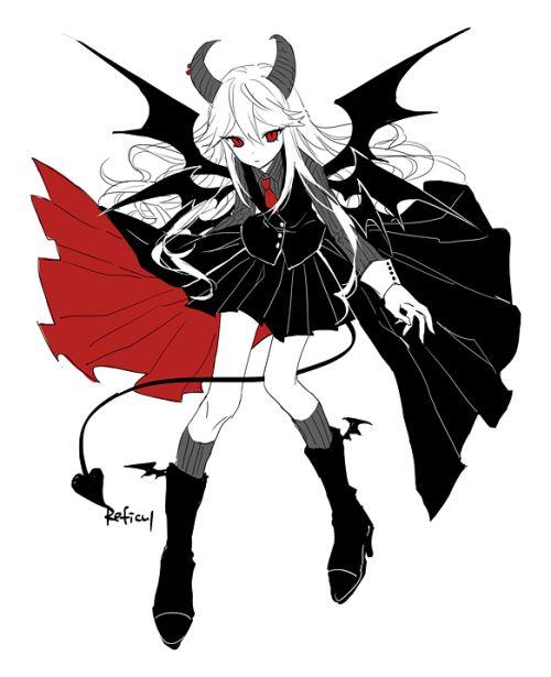 Gray Garden - Passing Demon / I really like her design...