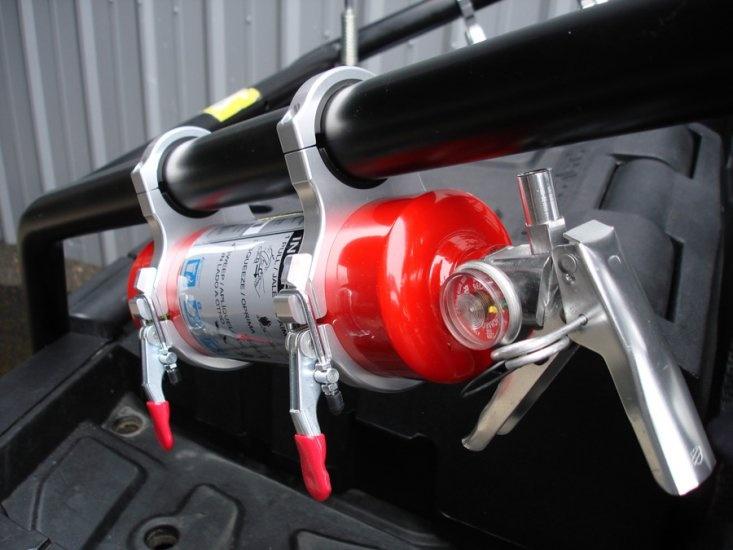 Billet Fire Extinguisher Roll Cage Mount Http
