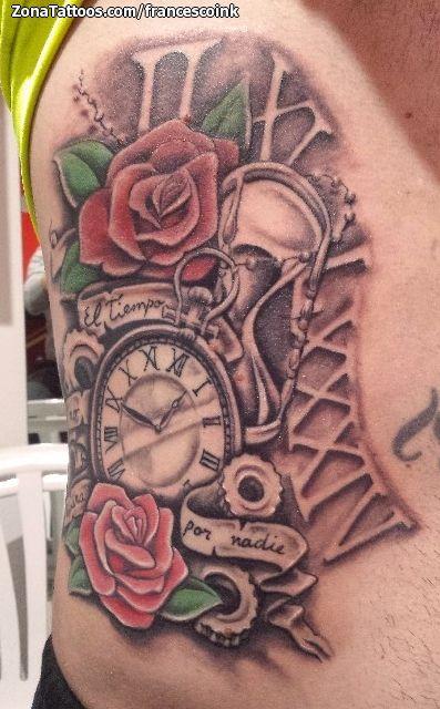 Tatuaje hecho por Francesco Veneroni, de Cádiz (España). Si quieres ponerte en contacto con él para un tatuaje o ver más trabajos suyos visita su perfil: http://www.zonatattoos.com/francescoink Si quieres ver más tatuajes o diseños de relojes visita este otro enlace: http://www.zonatattoos.com/tag/350/tatuajes-de-relojes #tattoos #tatuajes #ink