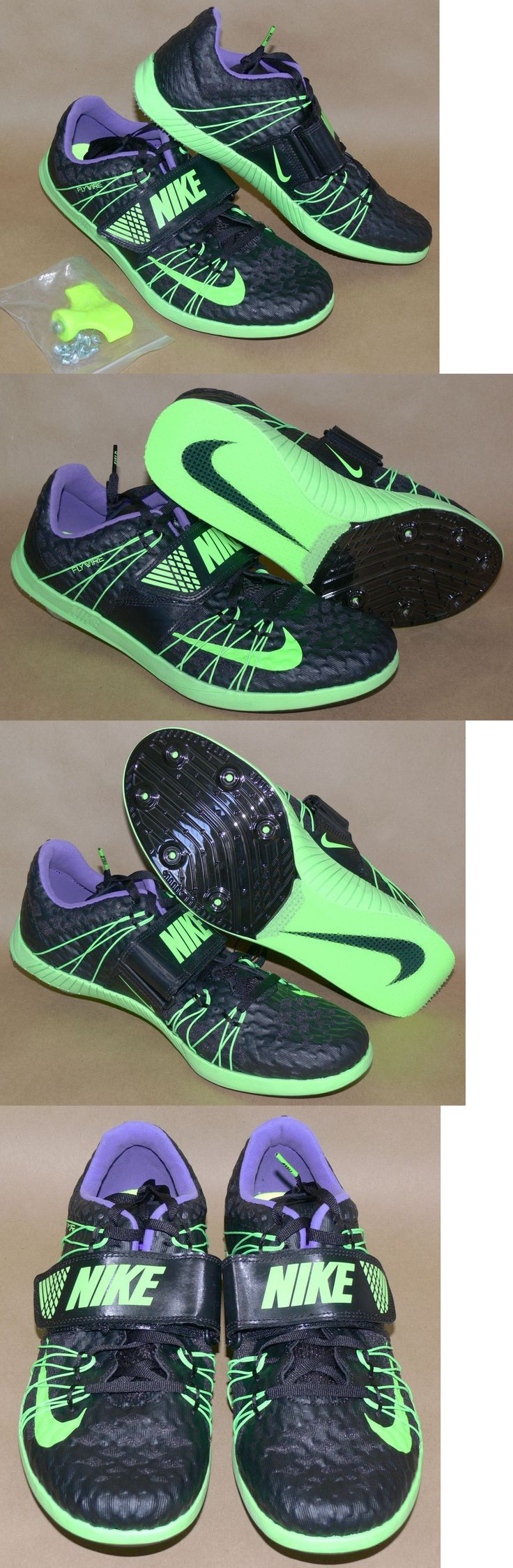Track and Field 106981: Nike Triple Jump Elite Track Cleats, New In Box! Size Men S 8.5 Women S 10 -> BUY IT NOW ONLY: $42.99 on eBay!