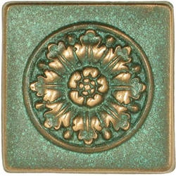 Portola bronze verdigris. Simply beautiful.