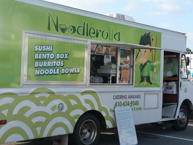 Nom Nom Food Truck Recipes