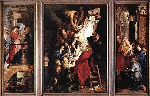 Zdjęcie z krzyża (obraz Rubensa z 1614) – Wikipedia, wolna encyklopedia