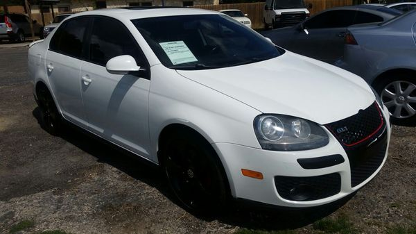 2009 VW GLI turbo