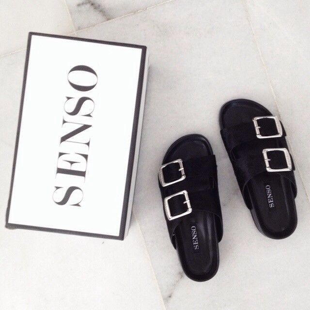http://www.instagram.com/alyyyssalauu / Senso sandals from www.coupboutique.com