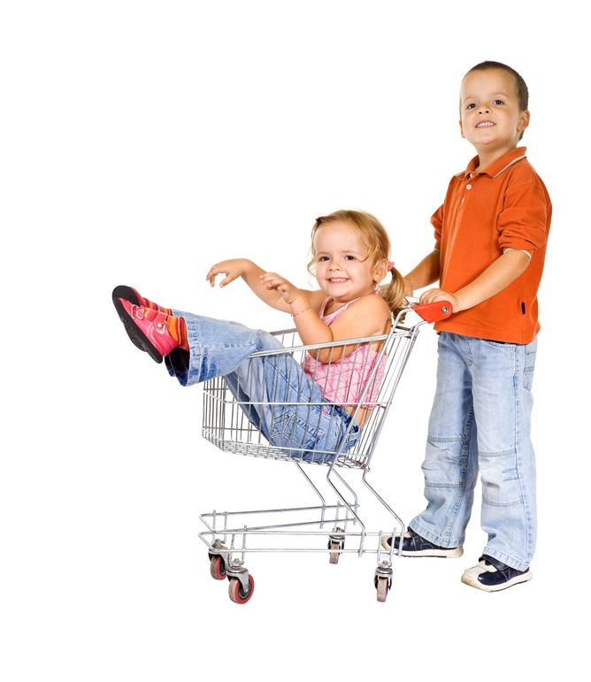 Health Tip: Keep Kids Safe in Shopping Carts - EasyGoodHealth.com