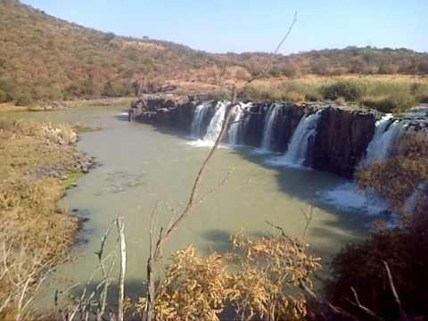Waterfall - Hart Hill Falls - Tugela River - Panoramia
